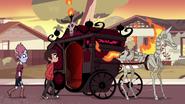 S2E19 Marco Diaz walking to Tom's demon carriage