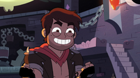 S2E31 Adult Marco 'learned how to sword-fight'