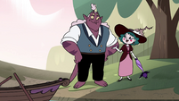 S4E23 Eclipsa 'can we do the shoulder thing?'