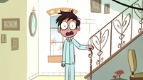 S1E14 Marco in surprise