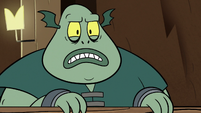 S2E20 Buff Frog confused about the 'boss'