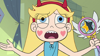 S2E30 Star Butterfly upset that she failed
