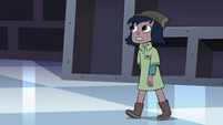 S4E11 Janna walking up to something