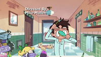 S1E17 Marco uses opposite brushes