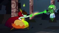 S2E41 Ludo-Toffee lashes magic around Hekapoo's wrist