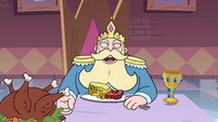 S3E18 King Butterfly laughing loudly