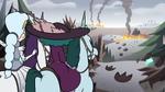 S3E36 Meteora's trail of destruction