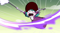 S4E32 Eclipsa Butterfly attacking furiously