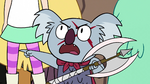 S2E13 Axe koala mad at Pony Head
