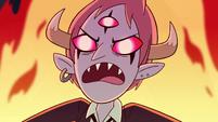 S3E24 Tom chanting in demonic language