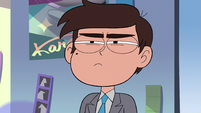 S3E34 Marco glaring at Star