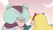S2E15 Aunt Etheria furious at Star Butterfly