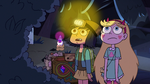 S2E27 Star, Janna, and Glossaryck look at large object