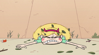 S2E7 Star Butterfly falls flat on the ground