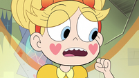S3E23 Mewberty Star hears Marco's voice