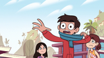 S2E26 Marco Diaz calling out to Jackie