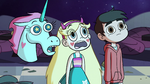 S2E33 Star and Pony Head in awe of Milly Sparkles