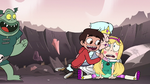 S3E7 Marco Diaz joining the group hug