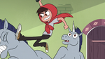 S3E37 Marco kicks another warnicorn in the face