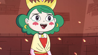 S4E24 Eclipsa 'looks like you've gotten yourself'