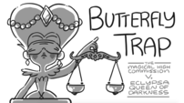 Butterfly Trap title card