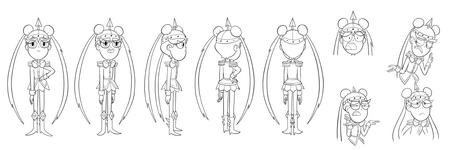 Mina Loveberry concept 1