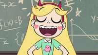 S2E32 Star Butterfly about to present her answer