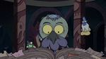 S2E35 Ludo reading Eclipsa's chapter in book of spells