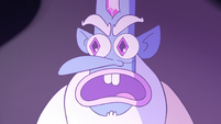 S3E7 Glossaryck yelling at Star Butterfly