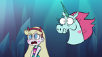 S1e2 star and pony head eyes wide open