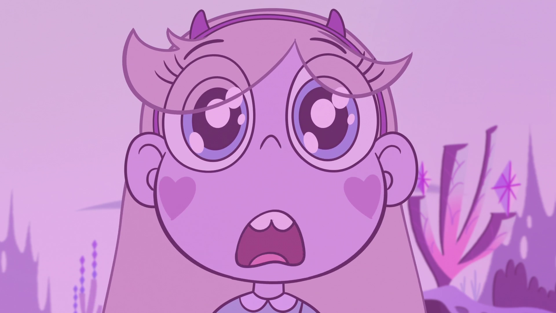 s2e7 star butterfly in awe of giant castlepng - Violet Castle 2016