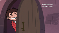 S3E31 Marco Diaz entering Buff Frog's office