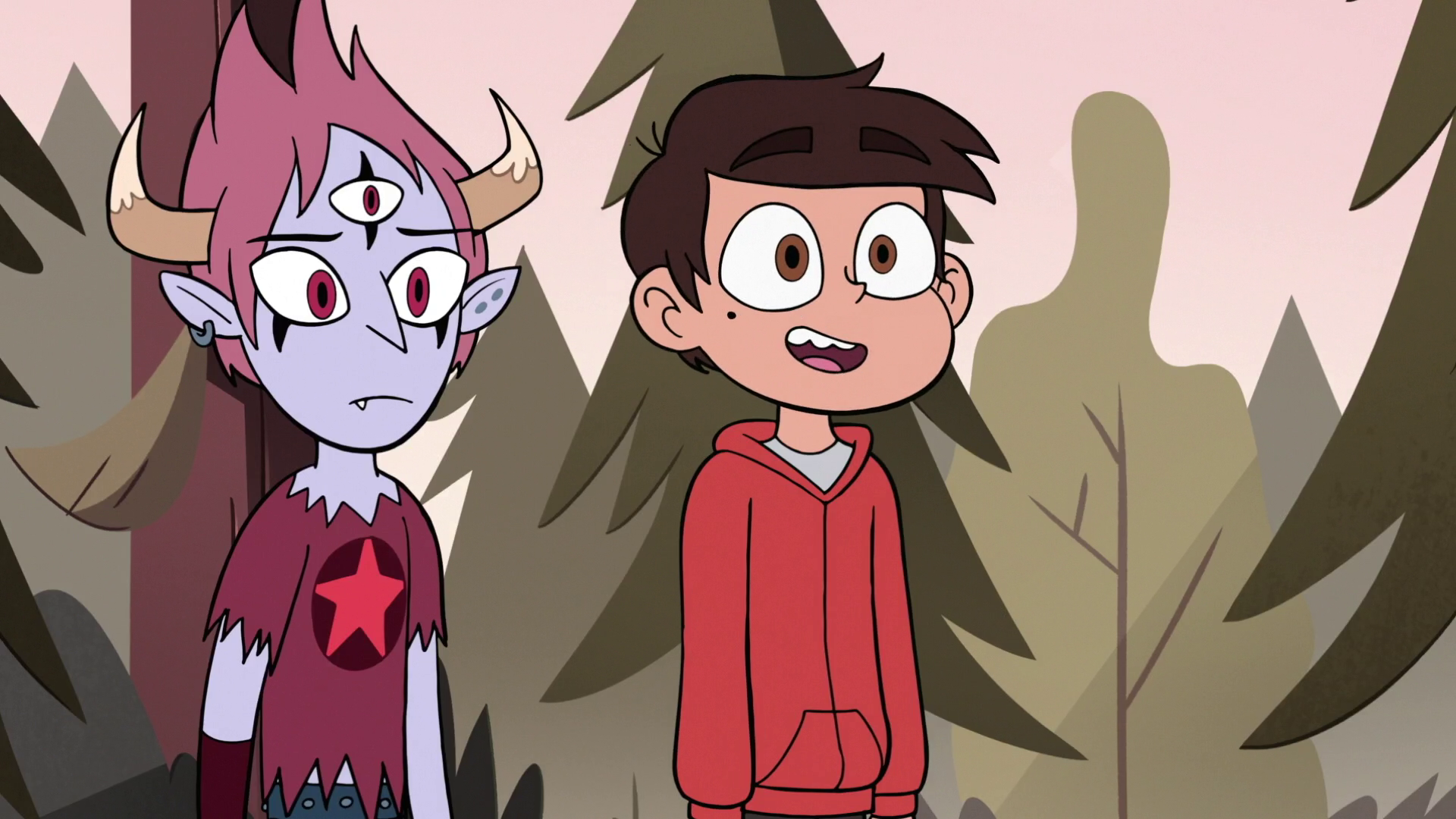 Image - S3E37 Marco Diaz \'the plan is simple\'.png | Star vs. the ...