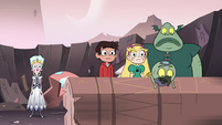 S3E7 Star and her friends wonder if Toffee's dead