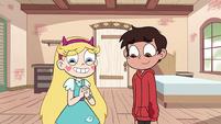S4E25 Star and Marco feeling awkward