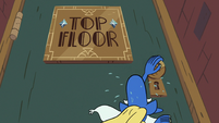 S2E25 Glossaryck finally reaches the top floor