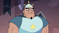 S3E37 Sir Scarsguard listening to Star