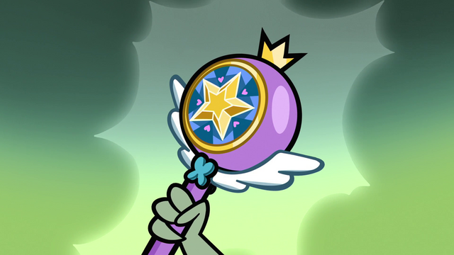 File:S1E3 Ludo holds Star's magic wand.png