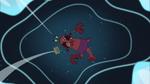 S1E8 Lobster minion plummets into black hole