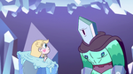 S2E34 Rhombulus 'I encase it in crystal forever'
