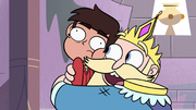 S3E4 King River tightly hugging Marco