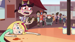 S4E26 StarFan13 'kinda busy at the moment'