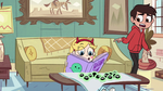 S2E11 Marco Diaz 'just read me what the book says'