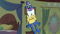 S2E25 Glossaryck's consciousness returns to his body