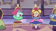 S3E10 Star Butterfly 'cool to see everyone again'
