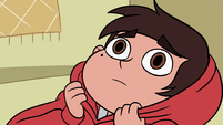 S3E8 Marco Diaz realizing he misses Star