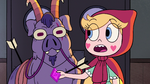S2E23 Star Butterfly surprised to see Lil Chauncey