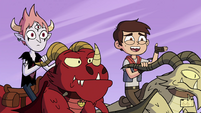 S4E22 Marco 'are we going to this jump'