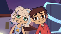 S3E13 Marco and Jackie looking at the sunset