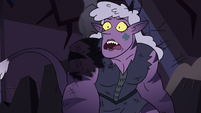 S3E38 Meteora shocked to be attacked by Eclipsa